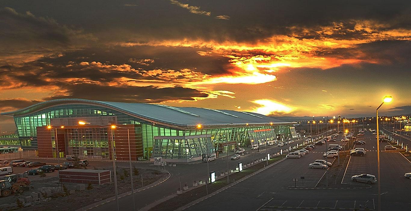 airport Tbilisi