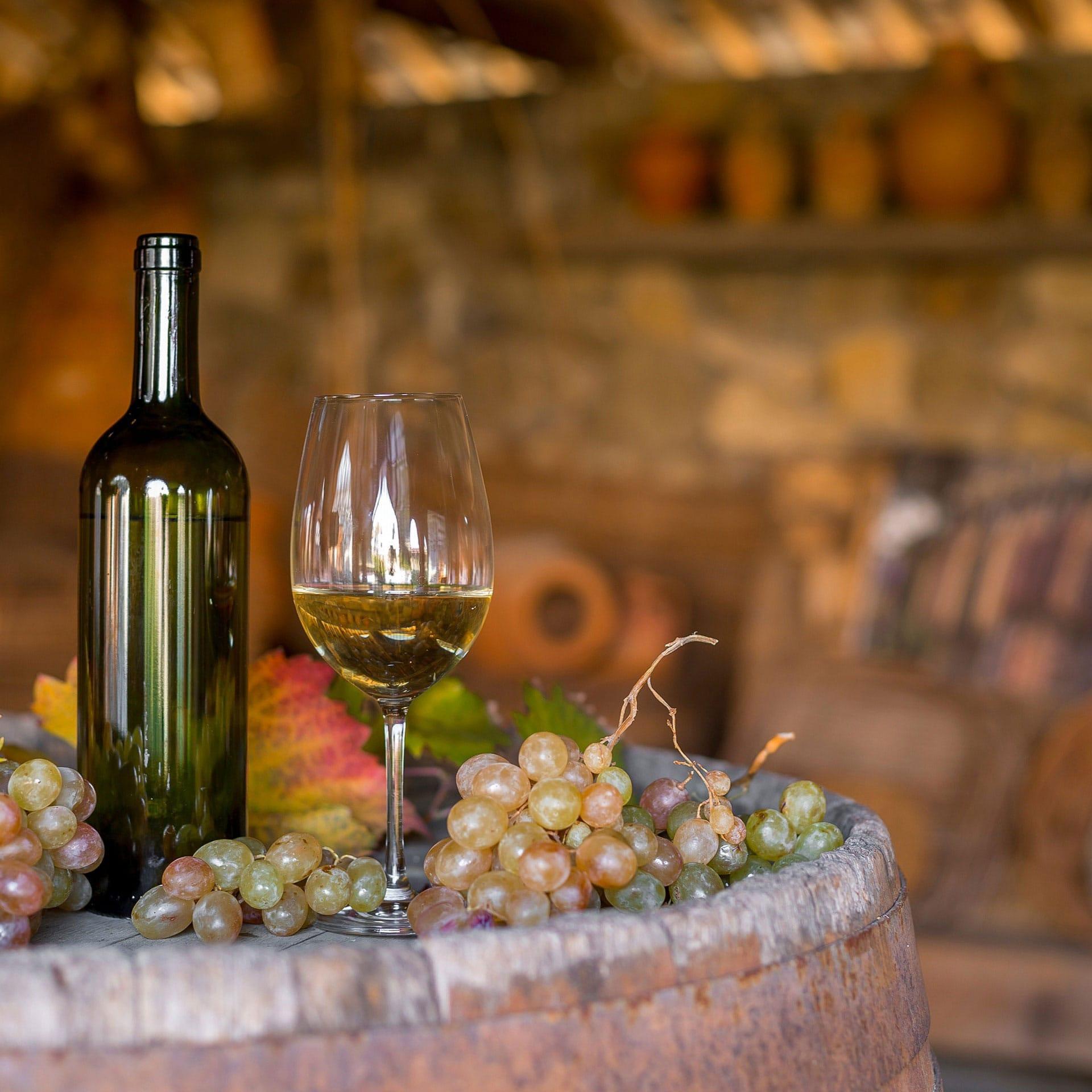 Le vin est né en Géorgie